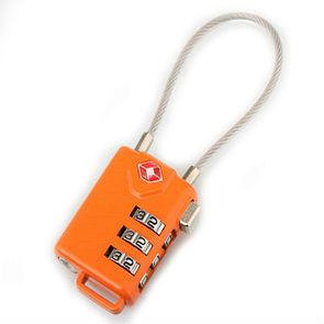 Tsa21105 3-Dail combinación TSA bloqueo