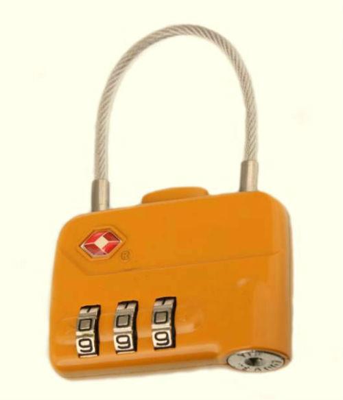 Alta calidad TSA Lock safty seguridad TSA Lock