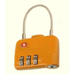 Haute qualité TSA verrouillage safty sécurité cadenas TSA