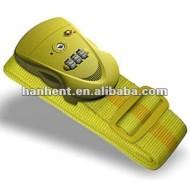 Bagages ceinture de verrouillage numérique HTL355