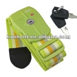 Tsa approuvé ceinture de verrouillage HTL20931