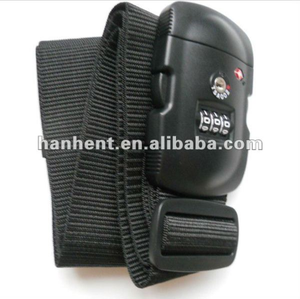 Bagagem de plástico bloqueio HTL21016