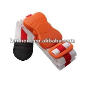 Populares correa de equipaje cerradura de combinación HTL21016