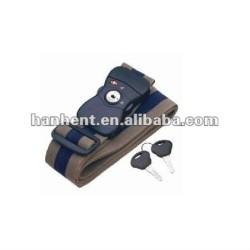 Tsa serrure 3 - Dial bagages sangle HTL21016