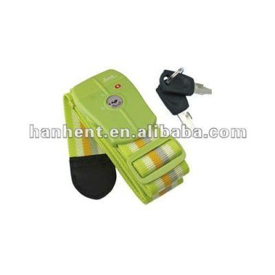 De seguridad tsa correa de la correa de bloqueo HTL21016