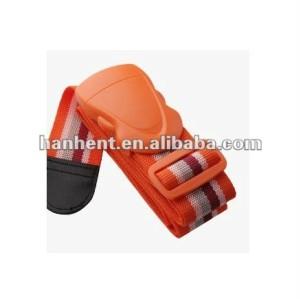 Popular poliéster equipaje de la correa HTL21016