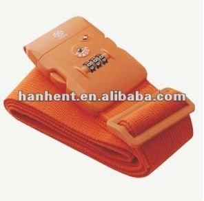 Bloqueio TSA 3-Dial cinta da bagagem