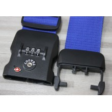 Tsa319b TSA замок 3-Dail багаж ремень