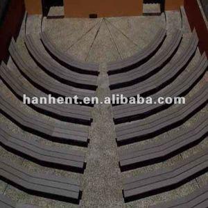 Excelente asientos vinilo cubierta de suelo