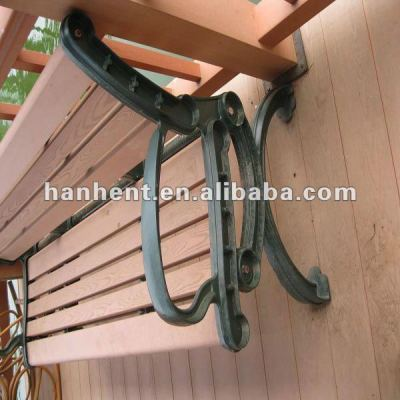 100% UV air wpc carrelage de la terrasse