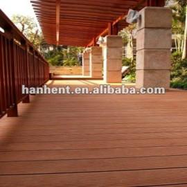 Madera de parquet de madera cubierta de azulejos