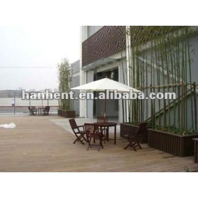 Popular alibaba piso wpc decking