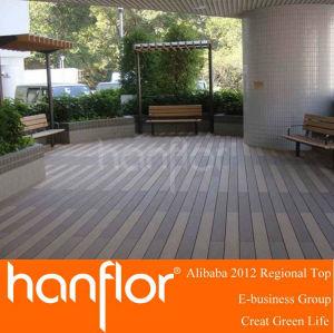 Residencial de madera decking compuesto