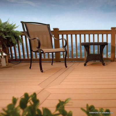 Balcón wpc / madera decking