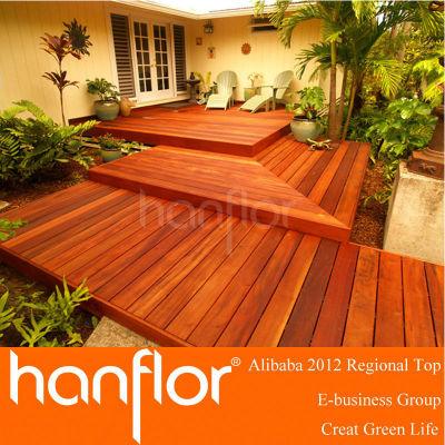 Tamaño modificado para requisitos particulares compuesto de madera que cubre
