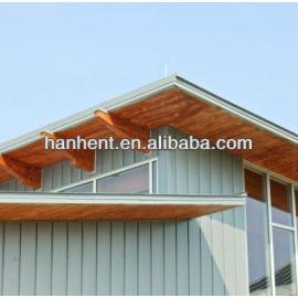 Buen precio de sol de madera cubierta