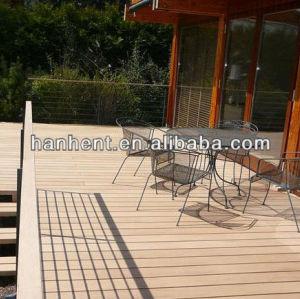 Alibaba de madera patio compuestas decking
