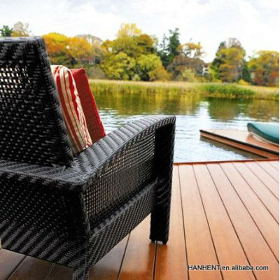 Madera del wpc decking