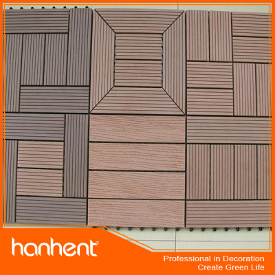 Installation facile solaire decking tuiles