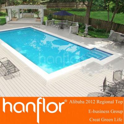 Wpc exterior piscina pisos
