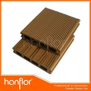 Promoción compuesto cubierta de madera