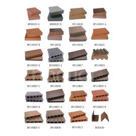 Nuevos productos WPC decking