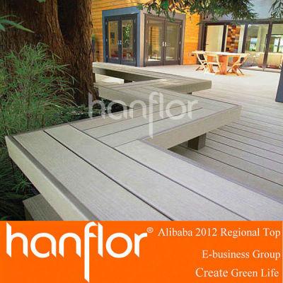 Composite patio planches de terrasse
