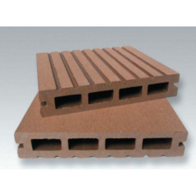 Wpc platelage / bois texture WPC terrasses creuse