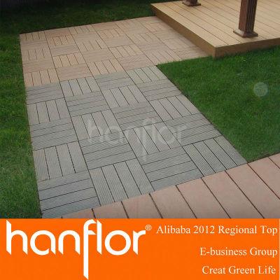 300 x 300 mm exterior DIY azulejos de suelo