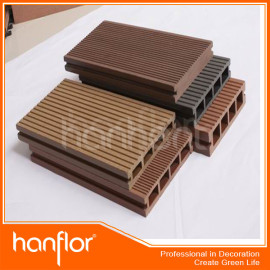 Popular WPC Click Decking