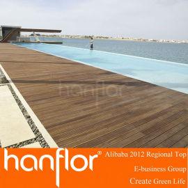 Alta calidad pisos de madera sintética