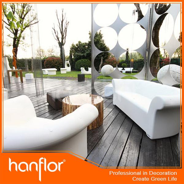 2014 de alta qualidade indoor saúde wpc piso decks