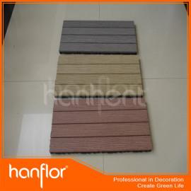 De china del wpc pisos de azulejo de suelo