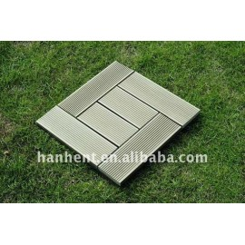 Diy WPC decking azulejo 310 X 310 X 22 mm