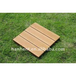 Air WPC plancher de platelage