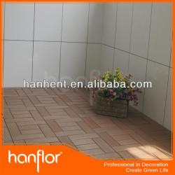 Barato wpc decking tile