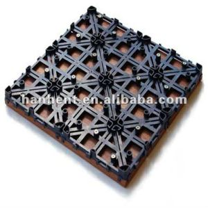Diy wpc decking azulejo
