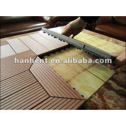 Wpc fabricant en plastique plancher de bois
