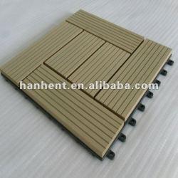 Material de madeira anti - fogo wpc decks conselho