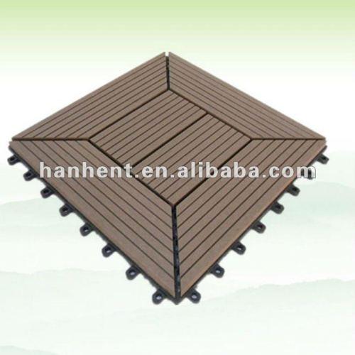 Material de madera anti - fuego junta wpc