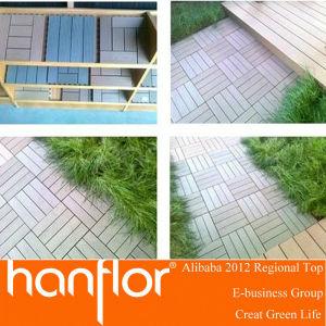 Buena calidad de la cubierta de madera del azulejo