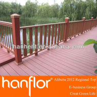 Chêne naturel terrasses en bois