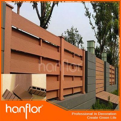 Wpc clôture rambarde
