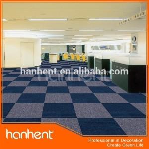 Extraíble y Durable PVC azulejo de la alfombra