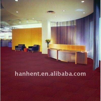 Nuevo diseño de 100% PP residencial / Commecial azulejo de la alfombra de