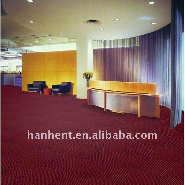 New Design 100% PP residencial / Commecial telha tapete