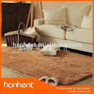 Cómodo de pared a pared del PVC alfombra azulejo de la alfombra