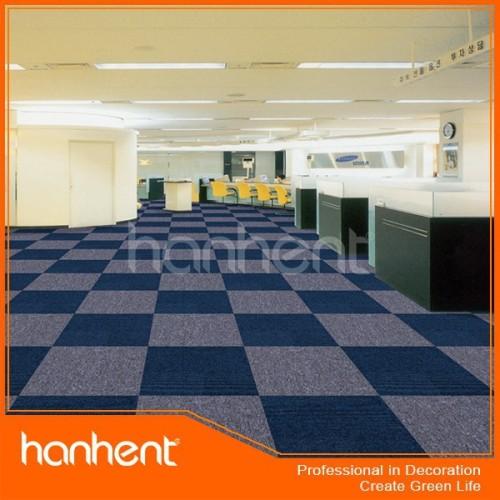 100% polipropileno sonido planchas de absorción alfombra