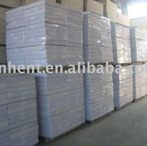 Pvc de techo de yeso 595 x 595 x 7 mm
