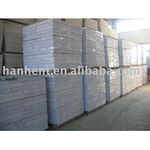 Pvc placa do teto de gesso 595 x 595 x 7 mm